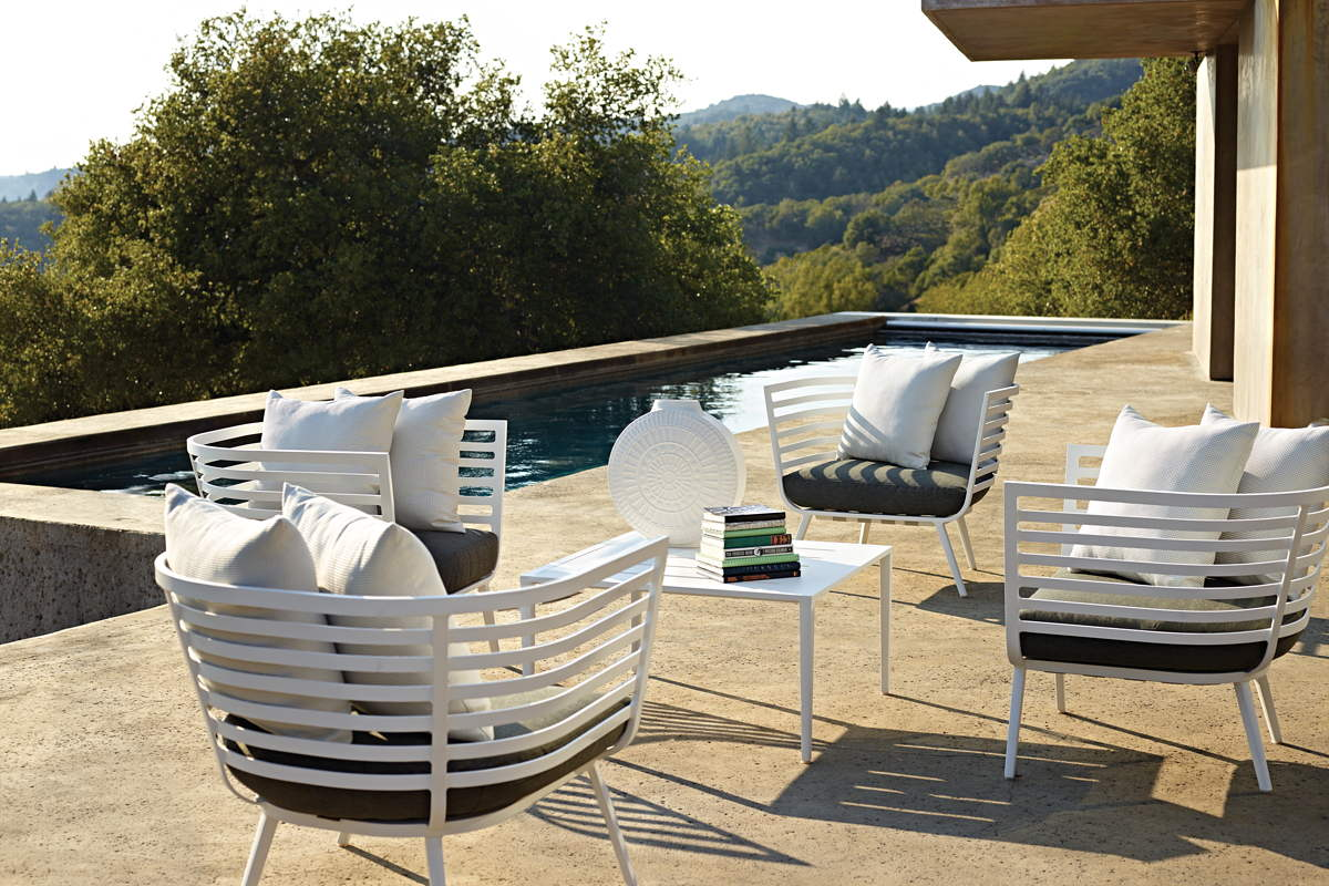 100 Furniture Luxurious Gloster Grid Outdoor